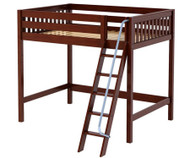 Maxtrix GIANT High Loft Bed Full Size Chestnut | Maxtrix Furniture | MX-GIANT-CX