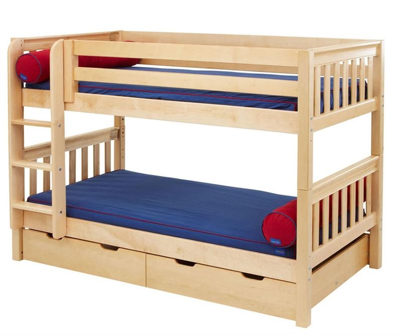 Maxtrix Low Bunk Bed 61 H