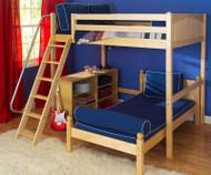 Maxtrix L-Shape Loft Bunk Bed | Matrix Furniture | MX-JIB1080