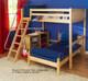 Maxtrix L-Shape Loft Bunk Bed   Matrix Furniture   MX-JIB1080