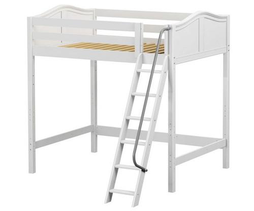 Maxtrix GIANT Ultra-High Loft Bed Full Size White | Maxtrix Furniture | MX-ULTRAGIANT-WX