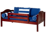 Maxtrix YEAH Day Bed Twin Size Chestnut | Maxtrix Furniture | MX-YEAH-C
