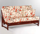 Eureka Futon Sofa Cherry   Night and Day Furniture   ND-Eureka-CH