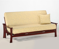 Fuji Futon Sofa Cherry | Night and Day Furniture | ND-Fuji-CH