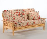 Kingston Futon Sofa Natural   Night and Day Furniture   ND-Kingston-NA