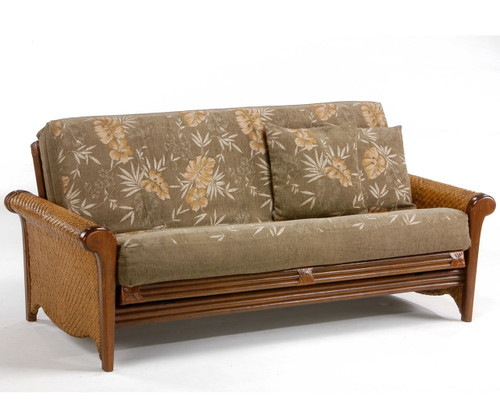 Rosebud Futon Sofa | Night and Day Furniture | ND-Rosebud