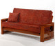 Shadow Futon Sofa Cherry | Night and Day Furniture | ND-Shadow-CH