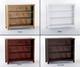 School House Short Bookcase Chocolate   NE Kids Furniture   NE-5565