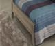 Everglades Alex Panel Bed Full Size Driftwood | 26938 | NE10025