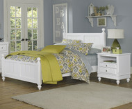 Lakehouse Kennedy Full Bed White | NE Kids | NE1025