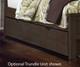 Everglades Bookcase Bed Twin Size Espresso | 26995 | NE11060