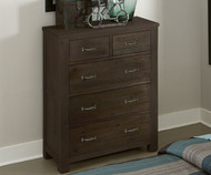 Everglades 5 Drawer Chest Espresso | NE Kids Furniture | NE11520