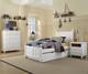 Lakehouse 5 Drawer Chest White | NE Kids Furniture | NE1520