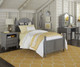 Lakehouse Vanity Desk Stone | NE Kids Furniture | NE2540-2560