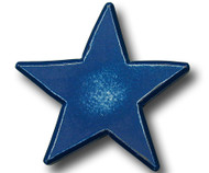 Distressed Blue Star Drawer Pull | One World | OW-DP509