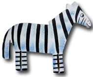 Zebra Drawer Pull | One World | OW-DP555