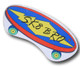 Skate Board Drawer Pull | One World | OW-DP634