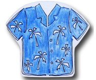 Maui Wowie Shirt Drawer Pull | One World | OW-DP637
