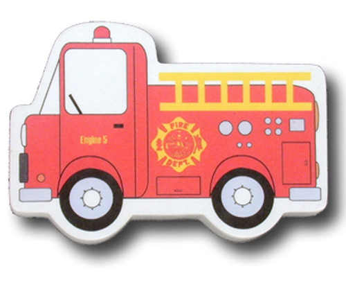 Fire Truck Drawer Pull   One World   OW-DP667