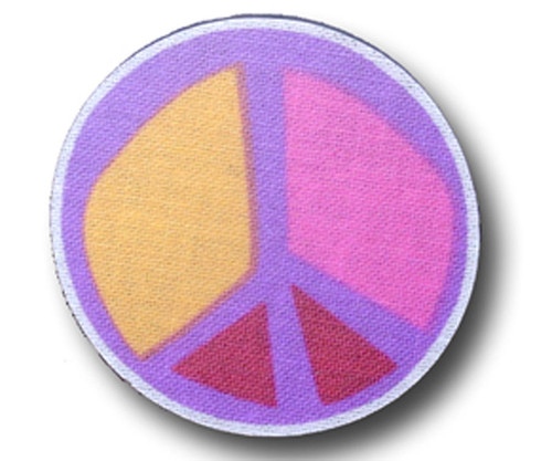 Drawer Pull Purple Peace 5 | One World | OW-DP705