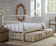 Tristen Daybed with Trundle White | Standard Furniture | ST-87550