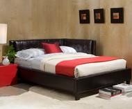 Rochester Cornerbed Full Size Black   Standard Furniture   ST-9205392054