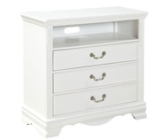 Jessica Entertainment Console White | Standard Furniture | ST-94246