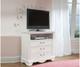 Jessica Entertainment Console White   Standard Furniture   ST-94246