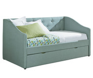 Carmen Daybed with Trundle Light Blue | Standard Furniture | ST-9865198652
