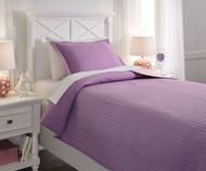Maddis Bedding Set Lavender Full Size