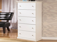 Bostwick Shoals Five Drawer Chest