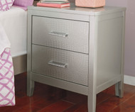 Olivet 2 Drawer Nightstand