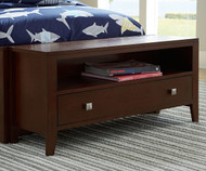 Urbana Dressing Bench Chocolate