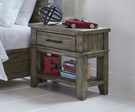 Nelson Nightstand Grey