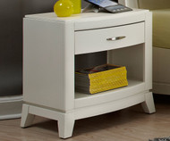 Avalon Nightstand White Truffle