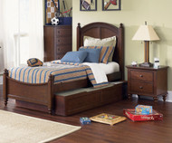 Abbott Ridge Panel Bed Full Size
