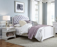 Arielle Panel Bed Full Size