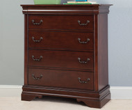 Carriage Court 5 Drawer Chest