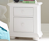 Summer House Nightstand White