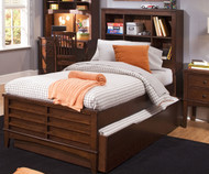Chelsea Square Bookcase Bed Twin Size