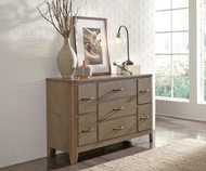 Cottonwood Creek 7 Drawer Dresser
