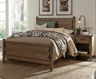 Cottonwood Creek Poster Bed Twin Size