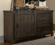 Thornwood Hills Barn Door Dresser
