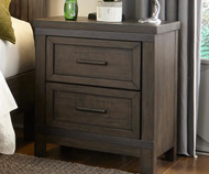 Thornwood Hills 2 Drawer Nightstand