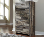 Derekson 5 Drawer Chest