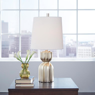 Makalia Poly Table Lamp