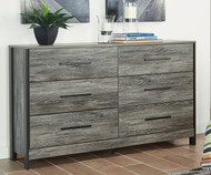 Cazenfeld 6 Drawer Dresser