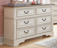 Realyn 6 Drawer Dresser