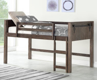 Barnum Low Loft Bed