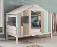 Villa Low Loft Bed